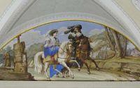 Palazzo-del-Governo-Sala-della-Pia-Una-scena-tratta-dal-ciclo-di-affreschi-di-Cesare-Maffei